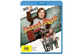 School of Rock Blu-ray Region B