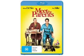 Meet the Parents Blu-ray Region B