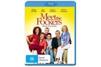 Meet the Fockers Blu-ray Region B