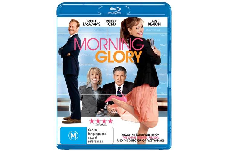 Morning Glory Blu-ray Region B
