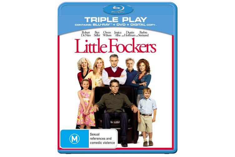 Little Fockers Blu-ray Region B