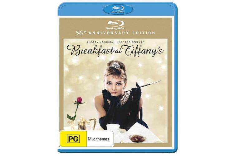 Breakfast at Tiffanys Blu-ray Region B