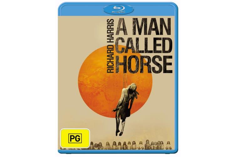 A Man Called Horse Blu-ray Region B