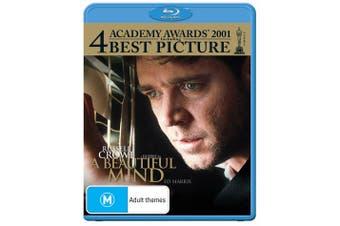 A Beautiful Mind Blu-ray Region B