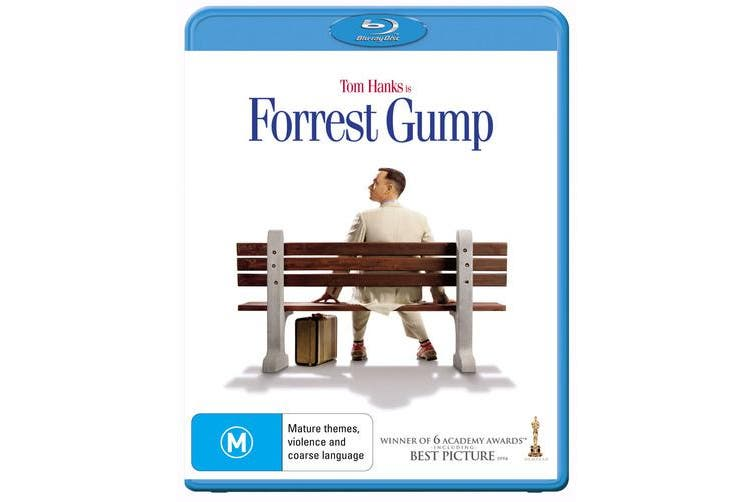 Forrest Gump Blu-ray Region B