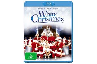 White Christmas Blu-ray Region B