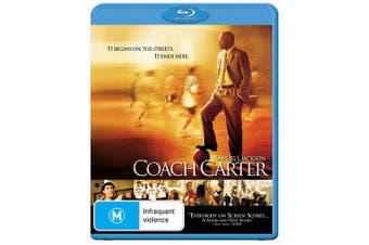 Coach Carter Blu-ray Region B