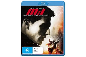 Mission Impossible Blu-ray Region B