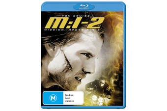 Mission Impossible 2 Blu-ray Region B