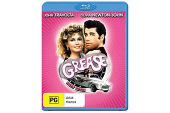 Grease Blu-ray Region B