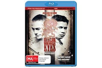 Dragon Eyes Blu-ray Region B