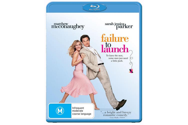 Failure to Launch Blu-ray Region B