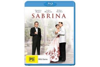 Sabrina Blu-ray Region B