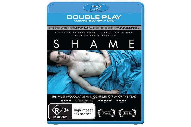 Shame Blu-ray Region B