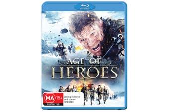 Age of Heroes Blu-ray Region B