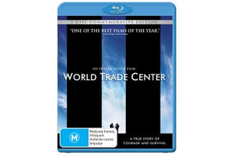 World Trade Center Blu-ray Region B