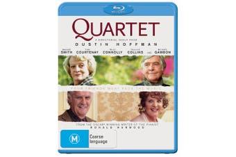 Quartet Blu-ray Region B