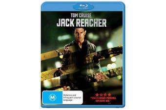Jack Reacher Blu-ray Region B