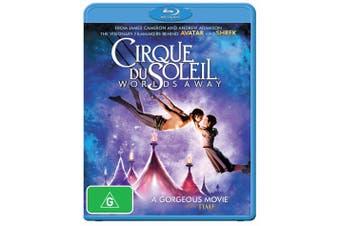 Cirque Du Soleil Worlds Away 3D Edition with 2D Edition Blu-ray Region B