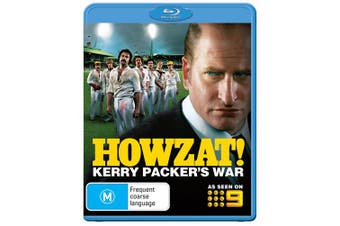 Howzat Kerry Packers War Blu-ray Region B