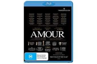 Amour Blu-ray Region B
