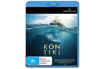 Kon Tiki Blu-ray Region B