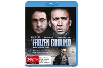The Frozen Ground Blu-ray Region B