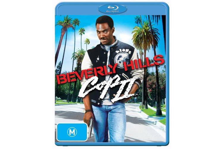 Beverly Hills Cop 2 Blu-ray Region B