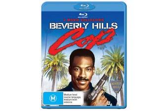 Beverly Hills Cop 1-3 Blu-ray Region B