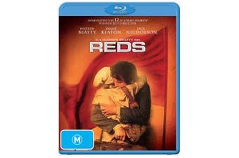 Reds Blu-ray Region B