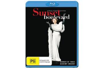 Sunset Boulevard Blu-ray Region B