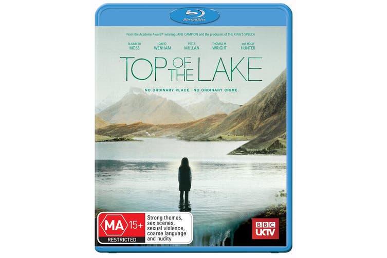 Top of the Lake Blu-ray Region B