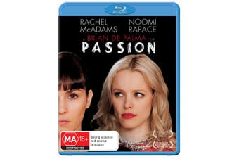 Passion Blu-ray Region B