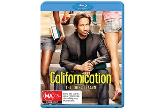 Californication Season 3 Blu-ray Region B