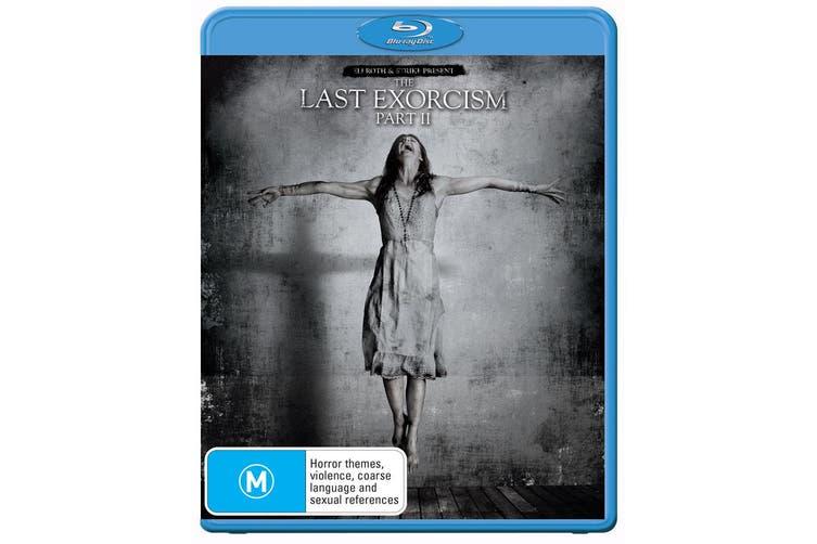 The Last Exorcism Part II Blu-ray Region B