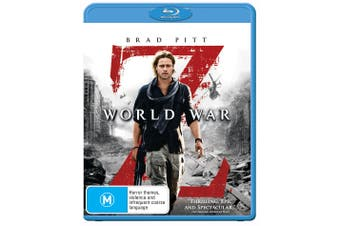 World War Z Blu-ray Region B