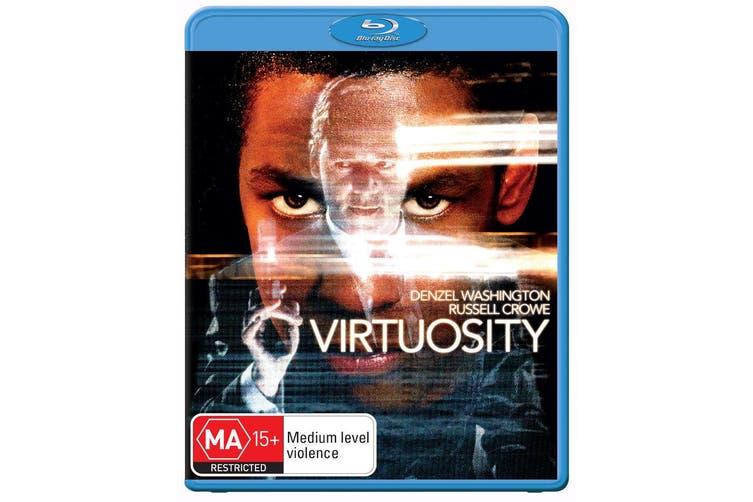 Virtuosity Blu-ray Region B