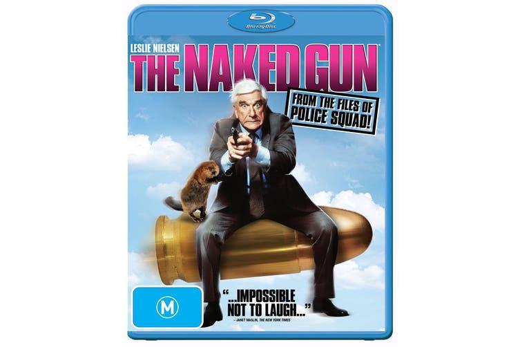The Naked Gun Blu-ray Region B