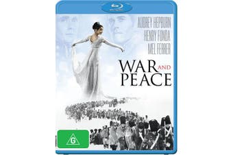 War and Peace Blu-ray Region B
