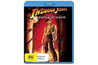 Indiana Jones and the Temple of Doom Blu-ray Region B