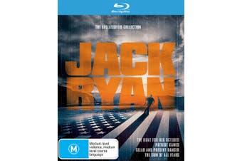 The Jack Ryan Collection Blu-ray Region B