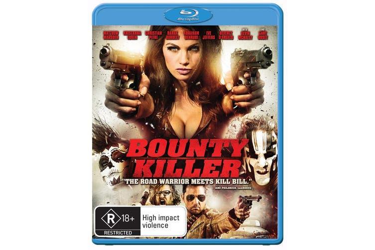 Bounty Killer Blu-ray Region B