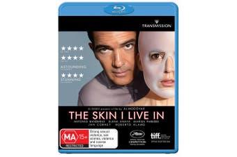 The Skin I Live In Blu-ray Region B