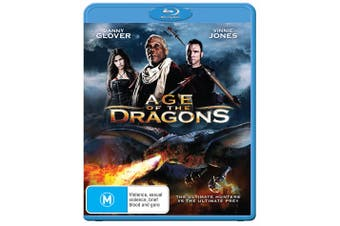 Age of the Dragons Blu-ray Region B