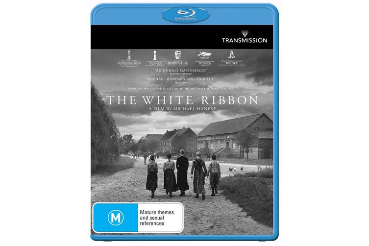 The White Ribbon Blu-ray Region B
