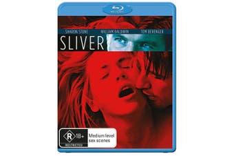 Sliver Blu-ray Region B