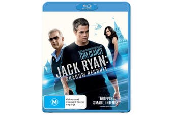 Jack Ryan Shadow Recruit Blu-ray Region B