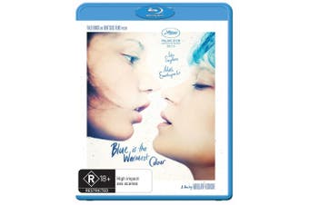 Blue Is the Warmest Colour Blu-ray Region B
