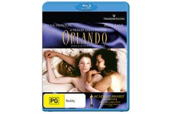 Orlando Blu-ray Region B