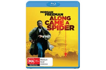 Along Came a Spider Blu-ray Region B